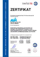 ISO 9001:2000 DE