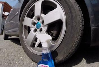 Bezkonkurenční čištění hliníkových kol