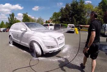 Bezkontaktní mytí aut pěnou – Metaflux Wash & Protect 75-88
